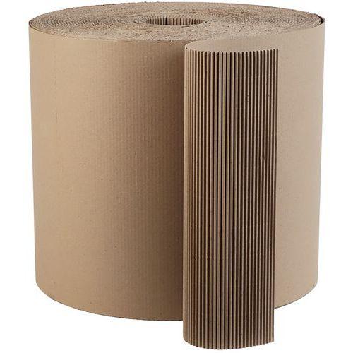 Carton ondulé 1,60 x 80 m