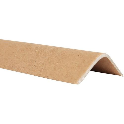 Cornière carton 45 X 45 X 3 mm 2,00 m