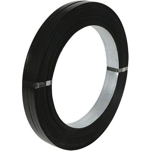 Feuillard laqué noir LOW 15,5 X 0,5 mm
