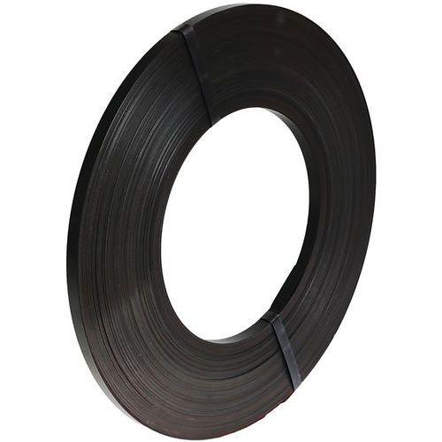 Feuillard laqué noir LRW 15,5 X 0,5 mm galette de 21 kg