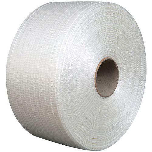 Feuillard textile tressé 16 mm 850 m