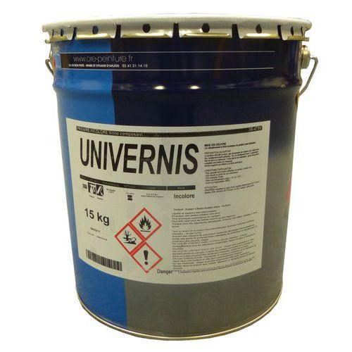 Vernis de protection incolore monocomposant fluide