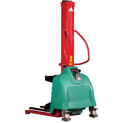 Gerbeur semi-électrique ergonomique - Capacité 250 kg