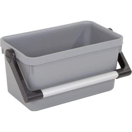 Bac de rangement recyclé avec poignée – Longueur 400 et 590 mm_Wham