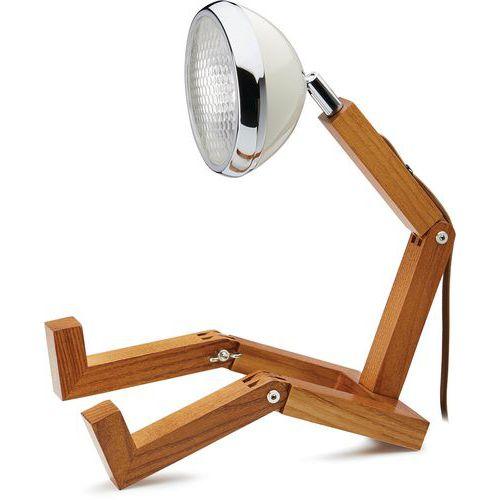 Lampe de table abat-jour Vintage Oldtimer_Mr Wattson