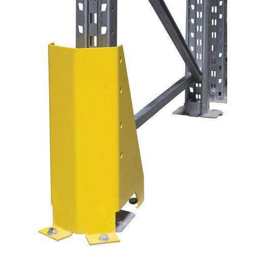 Protection poteau pour rayonnage hybride MANORGA