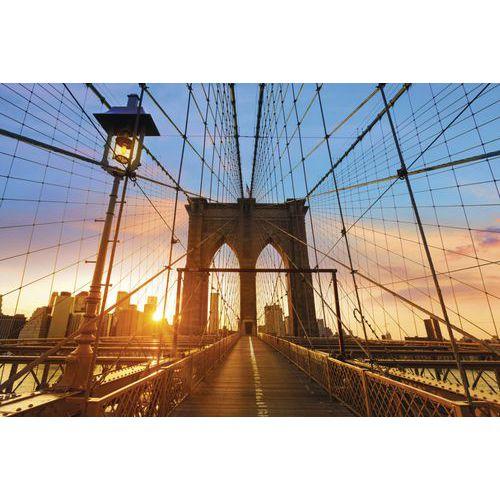 Cadre de décoration H65 x L 98 cm Pont de Brooklyn