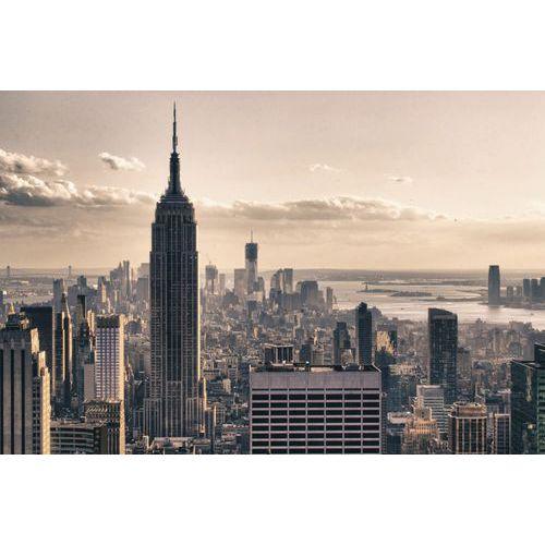 Cadre de décoration H65 x L 98 cm New York en hiver