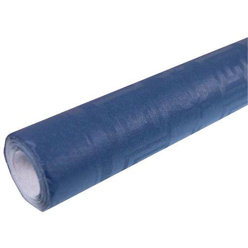 Nappe en papier bleu marine -PUBLI EMBAL