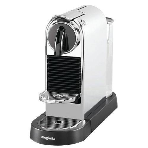 Machine Expresso à capsules MAGIMIX- 11316-1260 Watts-chrome brillant