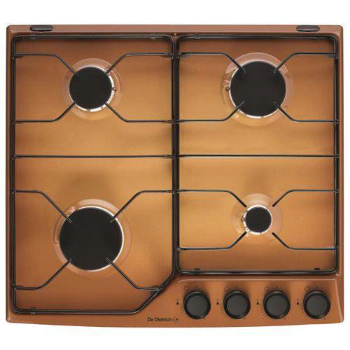 Table de cuisson gaz DE DIETRICH - DPE7610F - L.58 cm-terre de france