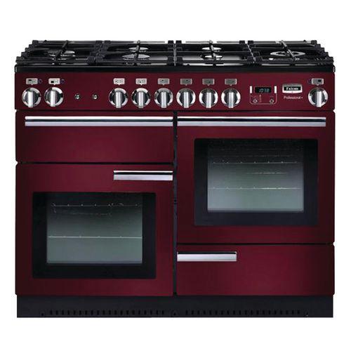 Piano de cuisson mixte FALCON - PROP110DFCYC - L.110 cm- rouge