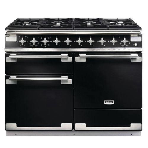Piano de cuisson mixte FALCON - ELS110DFGB - L.110 cm- noir