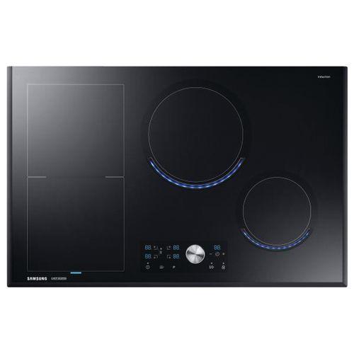 Table de cuisson induction SAMSUNG - NZ84J9770EK - L.80 cm-noir