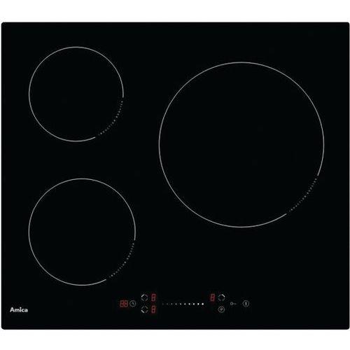 Table de cuisson induction AMICA-AI3537-59 cm-Noir