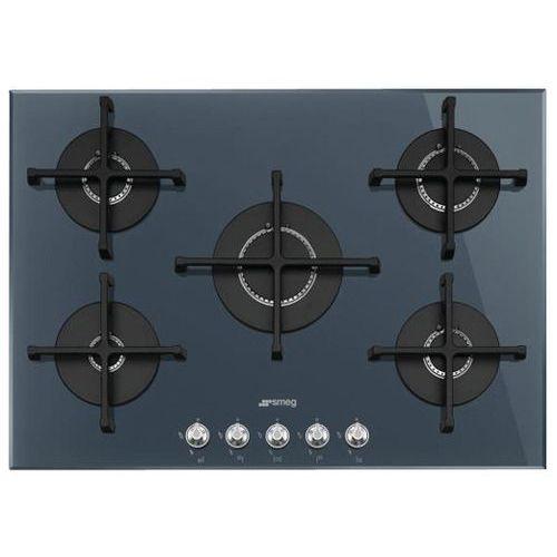 Table de cuisson gaz SMEG-PV175S2-74 cm-Noir