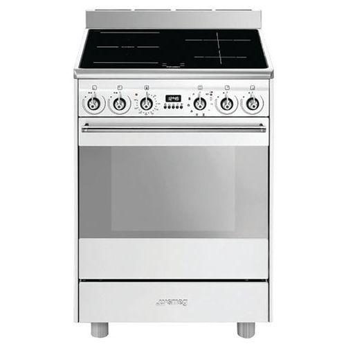 Cuisinière induction SMEG-SPSK60IB9-60 cm-Blanc