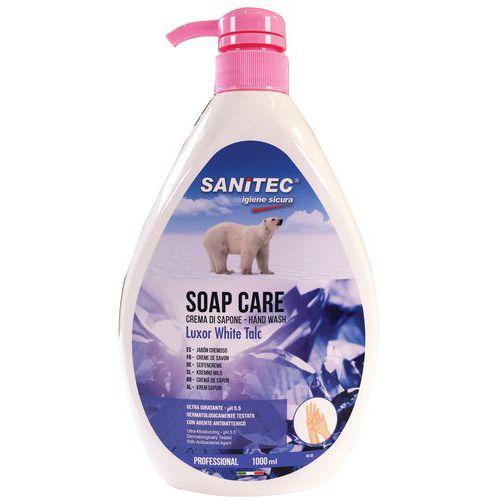 Savon ultra hydratant mains liquide antibactérien - 1L