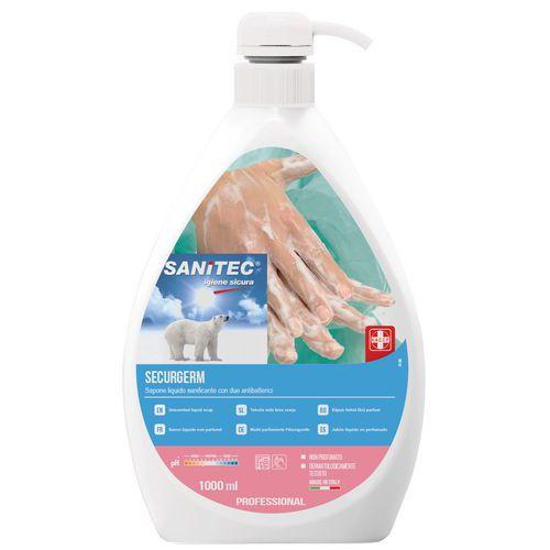 Savon liquide mains assainissant - 1L