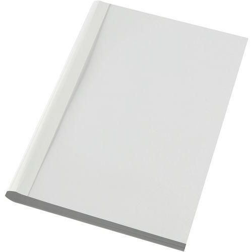 Couvertures thermiques à face transparente en PVC