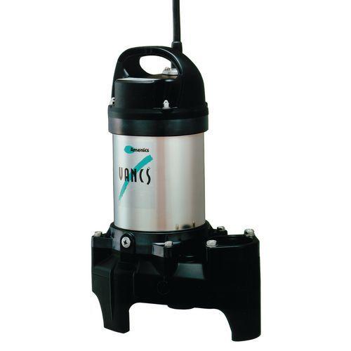 Pompe relevage titane pour eau de mer ou liquides corrosifs