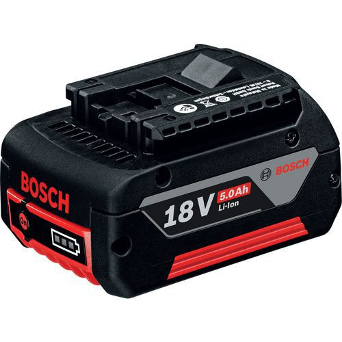 Batterie coulissante 18 V Heavy Duty (HD), 5,0 Ah, Li-Ion, GBA M-C
