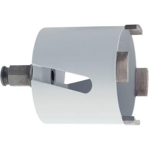 Couronnes diamantées courtes avec adaptateur Power Change