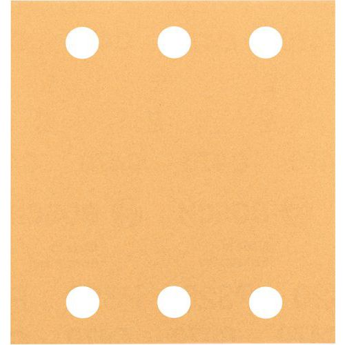 Disque abrasif C470, dimensions 115 107 mm, 80 grain