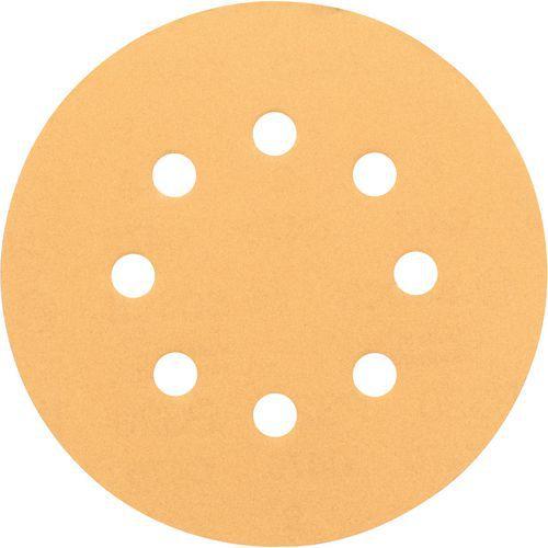 Disque abrasif C470, pack de 6 125 mm Grain: 60 - 120 - 240