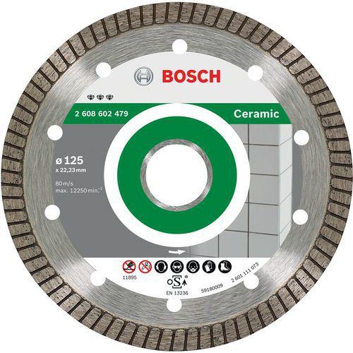 Disques à tronçonner diamantés Best for Ceramic Extraclean Turbo