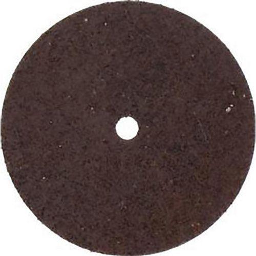 Disques à tronçonner diamètre 23,8 mm ep. 1 mm