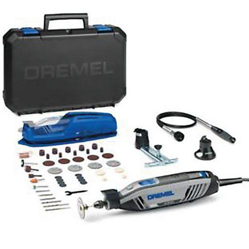 Outil multi-usage Dremel 4300-3/45 (175W), 3 adaptations