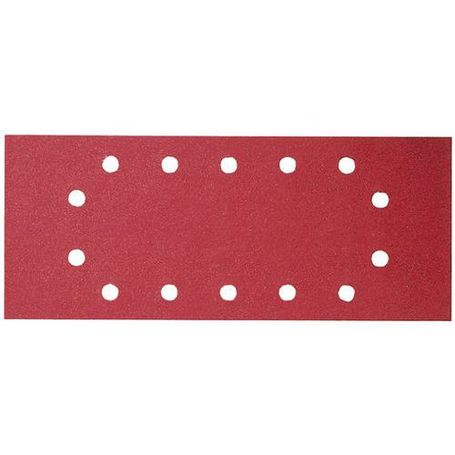 Feuille abrasive C430, dimensions 115 280 mm, 240 grain