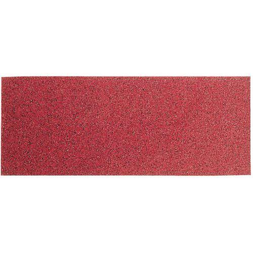 Feuille abrasive C430, dimensions 115 280 mm, 80 grain