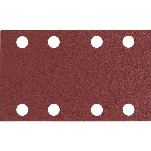 Feuille abrasive C430, dimensions 80 133 mm, 80 grain