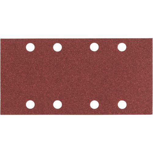 Feuille abrasive C430, dimensions 93 186 mm, 100 grain