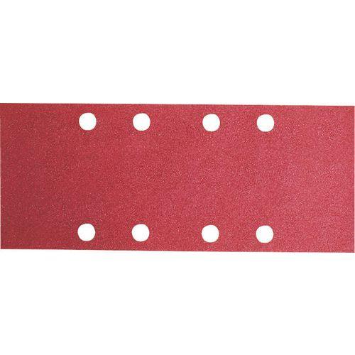 Feuille abrasive C430, dimensions 93 230 mm, 100 grain
