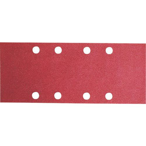Feuille abrasive C430, dimensions 93 230 mm, 180 grain