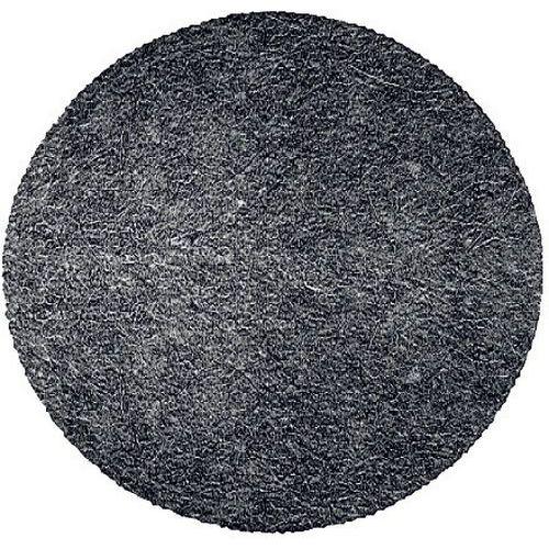 Feutre à polir dur, 128 mm