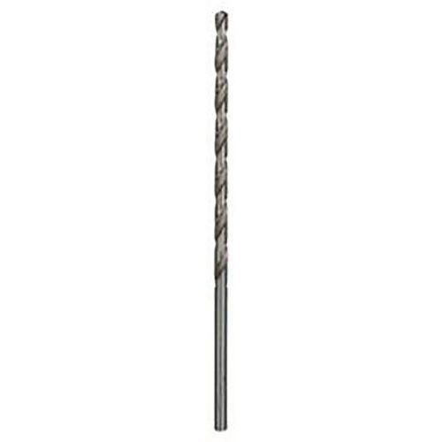 Forets à métaux rectifiés HSS-G, DIN 340, série longue 4 x 78 x 119 mm