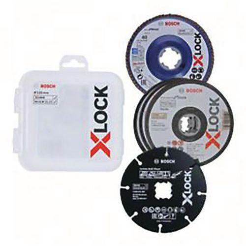 Kit X-lock 125mm