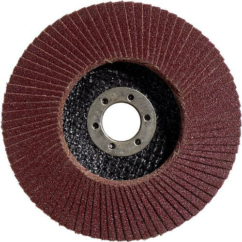 Plateau à lamelles X431, diamètre 125 mm, 120 grain