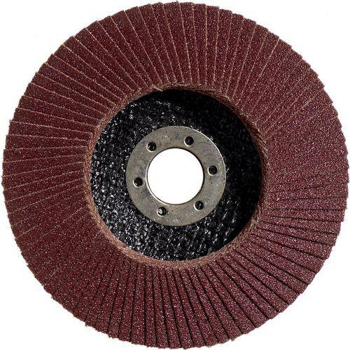 Plateau à lamelles X431, diamètre 125 mm, 80 grain