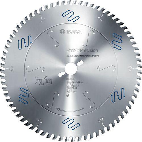 Lames de scies circulaires pour scies à format