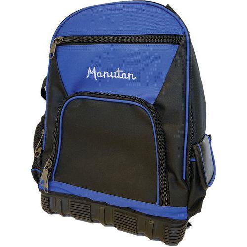 Sac à dos textile porte outils - Manutan