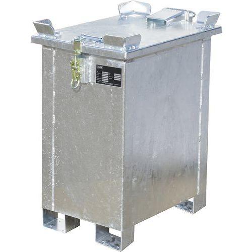 Conteneur de stockage pour batteries au lithium-ion - Bauer