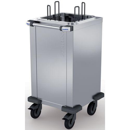 Distributeur d'assiettes env. 80 assiettes non chauffés TS-1 18-33