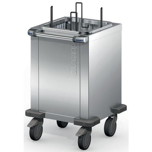 Distributeur d'assiettes env. 60 assiettes non chauffés TS-1 18-33