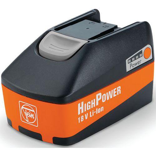 Batterie Li-Ion High-Power 18V 5.2Ah  - FEIN