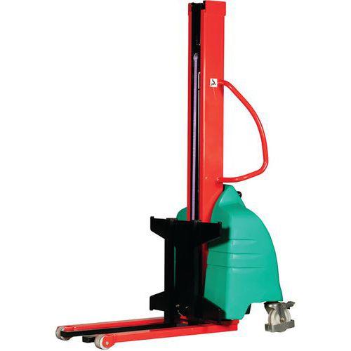 Gerbeur ergonomique semi-électrique - Capacité 500 kg